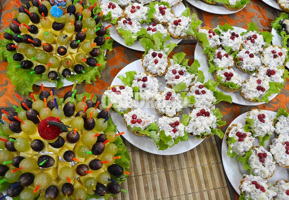Детский салат в тарталетках рецепты